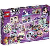 LEGO Friends 41351 Tuningová dielňa 2