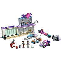 LEGO Friends 41351 Tuningová dielňa 3