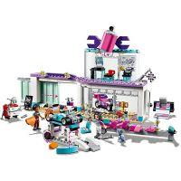 LEGO Friends 41351 Tuningová dielňa 4