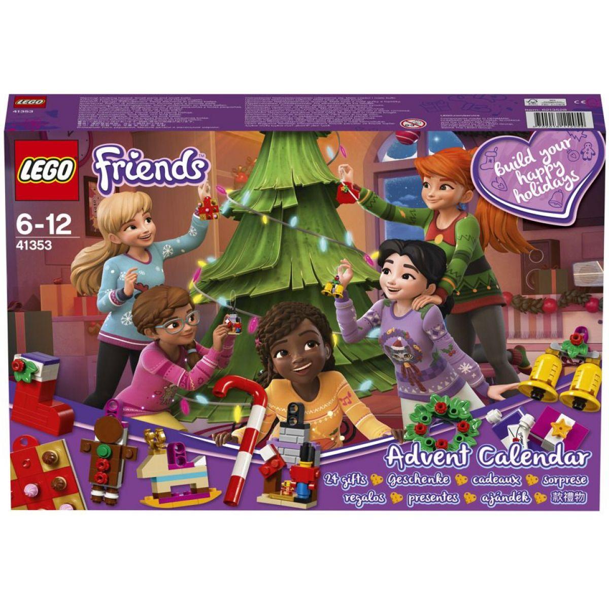 LEGO Friends 41353 Adventný kalendár - Poškodený obal