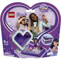 LEGO Friends 41355 Emmina srdcová krabička