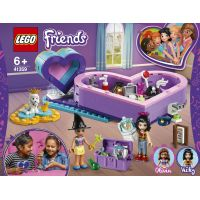 LEGO Friends 41359 Balenie srdiečkových boxov priateľstva