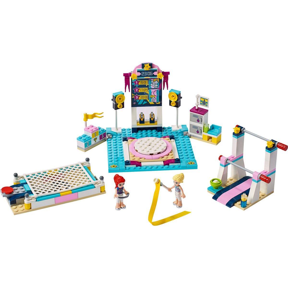 LEGO Friends 41372 Stephanie a jej gymnastické predstavenie