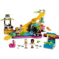 LEGO Friends 41374 Andrea a jej párty pri bazéne