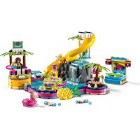 LEGO Friends 41374 Andrea a jej párty pri bazéne 2