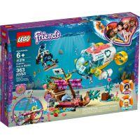 LEGO Friends 41378 Misia na záchranu delfínov
