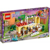 LEGO Friends 41379 Reštaurácia v mestečku Heartlake - Poškodený obal