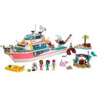 LEGO Friends 41381 Záchranný čln - Poškozený obal