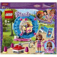 LEGO Friends 41383 Olivia a jej ihrisko so škrečkami