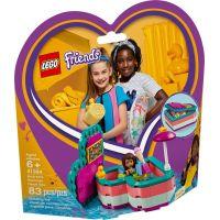LEGO Friends 41384 Andrea a letný srdiečkový box