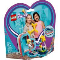 LEGO Friends 41386 Stephanie a letný srdiečkový box