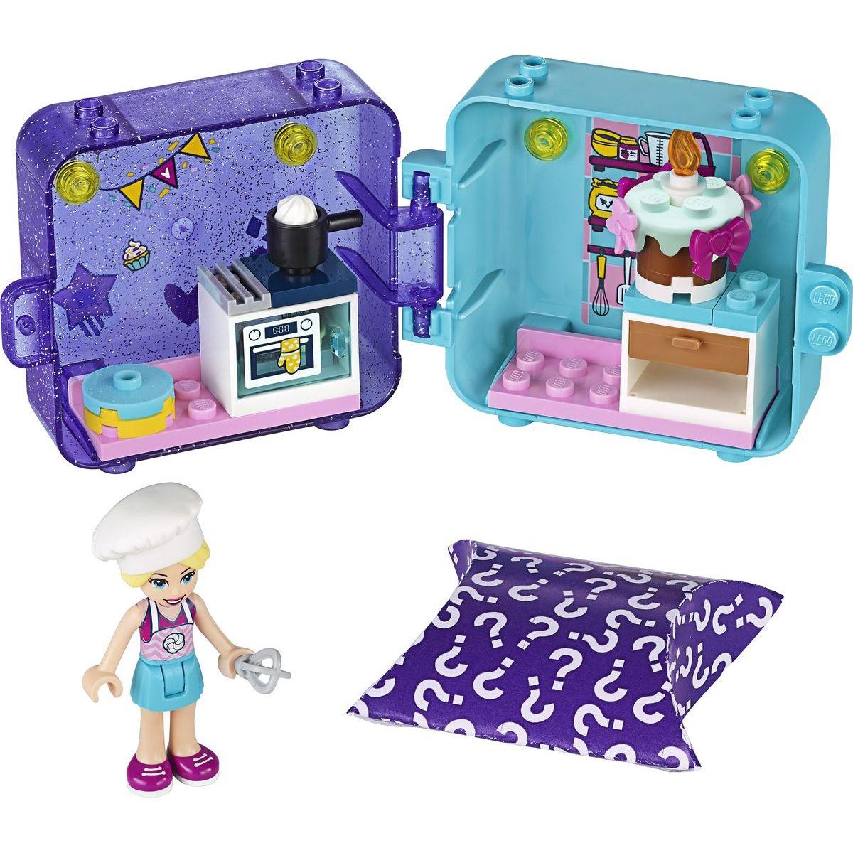 LEGO Friends 41401 Herný boxík: Stephanie