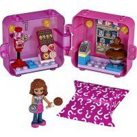 LEGO Friends 41407 Herní boxík: Olivia a dortíky