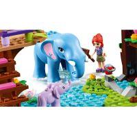 LEGO® Friends 41424 Základňa záchranárov v džungli 5