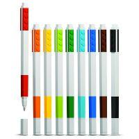 LEGO Gelové perá Mix farieb 9 ks