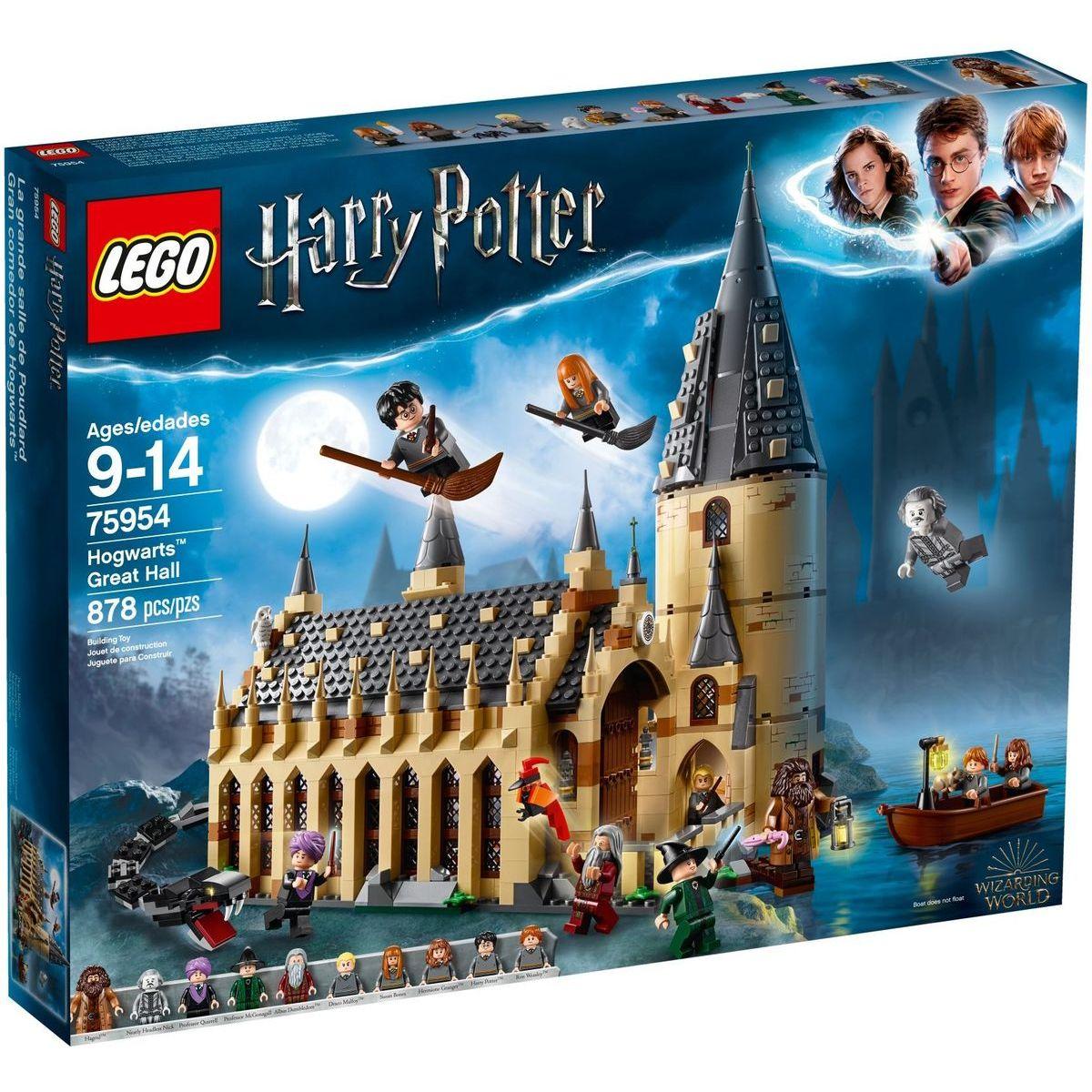 LEGO Harry Potter 75954 Rokfortská aula