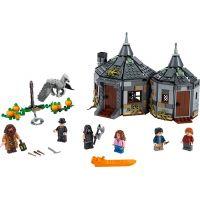 LEGO Harry Potter TM 75947 Hagridova chatrč: Záchrana Hrdozobca 2