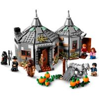 LEGO Harry Potter TM 75947 Hagridova chatrč: Záchrana Hrdozobca 4
