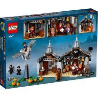LEGO Harry Potter TM 75947 Hagridova chatrč: Záchrana Hrdozobca 5