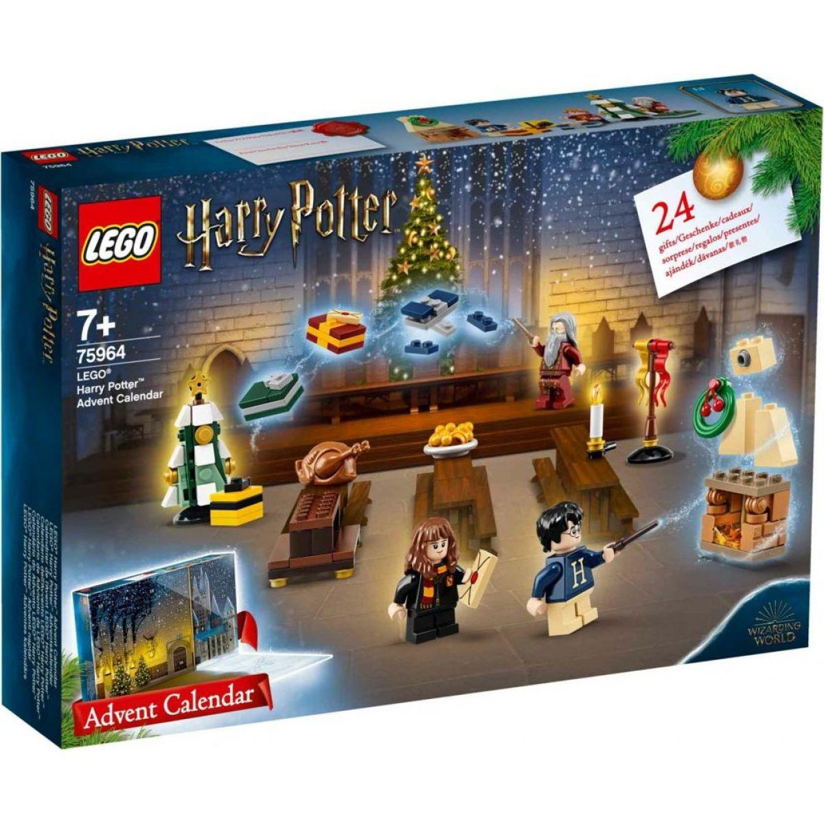 LEGO Harry Potter ™ 75964 Adventný kalendár LEGO® Harry Potter™