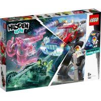 LEGO Hidden Side 70421 El Fuegov nákladiak
