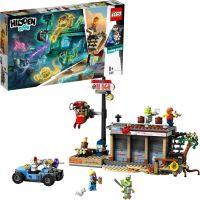 LEGO Hidden Side 70422 Útok na stánok s krevetami