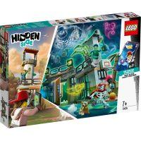 LEGO Hidden Side 70435 Opustená väznica v Newbury 2