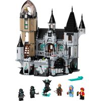 LEGO Hidden Side 70437 Tajomný hrad