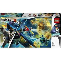 LEGO Hiden Side 70429 El Fuegovo kaskadérske lietadlo