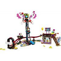 LEGO Hiden Side 70432 Strašidelný jarmok