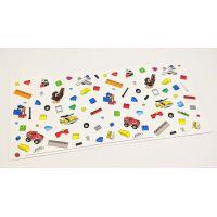 LEGO Iconic herná a zberateľská skrinka červená 5