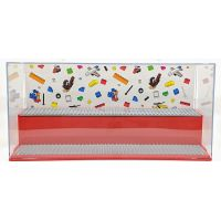 LEGO Iconic herná a zberateľská skrinka červená 6