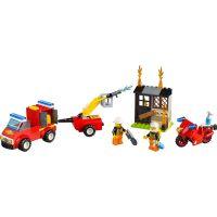 LEGO Juniors 10740 Kufrík hasičskej hliadky 2
