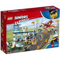 LEGO Juniors 10764 Mestské centrálne letisko - Poškodený obal