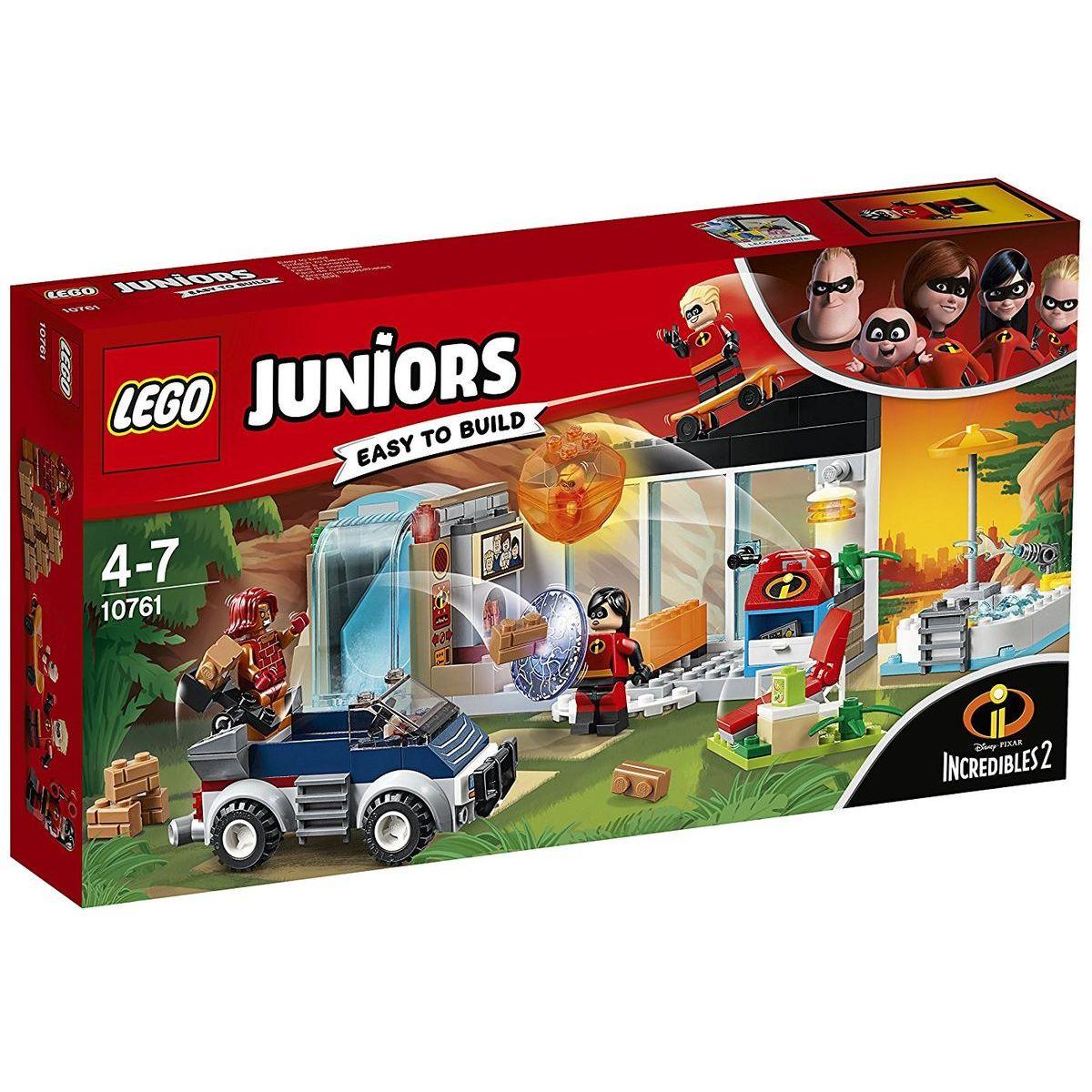 LEGO Juniors 10761 Veľký únik z domova