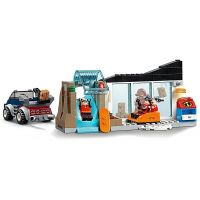 LEGO Juniors 10761 Veľký únik z domova 6