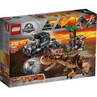 LEGO Jurassic World 75929 Útek Carnotaura z Gyrosféry