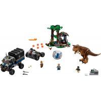 LEGO Jurassic World 75929 Útek Carnotaura z Gyrosféry 2