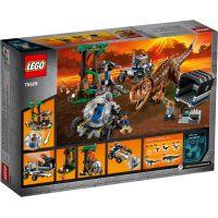LEGO Jurassic World 75929 Útek Carnotaura z Gyrosféry 5