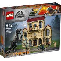 LEGO Jurassic World 75930 Vyčíňanie Indoraptora na panstve Lockwoodovcov 4