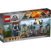 LEGO Jurassic World 75931 Útok Dilophosaura na strážne stanovisko 4