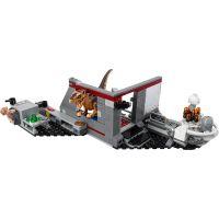 LEGO Jurassic World 75932 Jurský park: Naháňačka s Velciraptorom 2