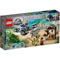 LEGO Jurassic World 75934 Dilophosaurus na úteku - Poškodený obal