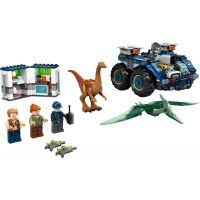 LEGO Jurassic World 75940 Únik gallimima a pteranodona