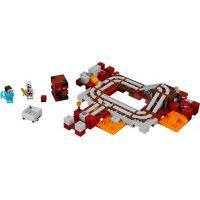 LEGO Minecraft 21130 Podzemná železnica 2