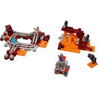 LEGO Minecraft 21130 Podzemná železnica 4