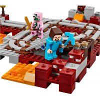 LEGO Minecraft 21130 Podzemná železnica 5