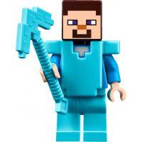 LEGO Minecraft 21130 Podzemná železnica 6