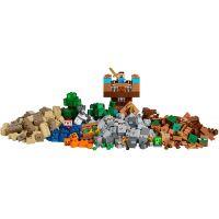 LEGO Minecraft 21135 Kreatívny box 2.0 2