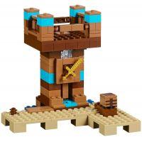 LEGO Minecraft 21135 Kreatívny box 2.0 3